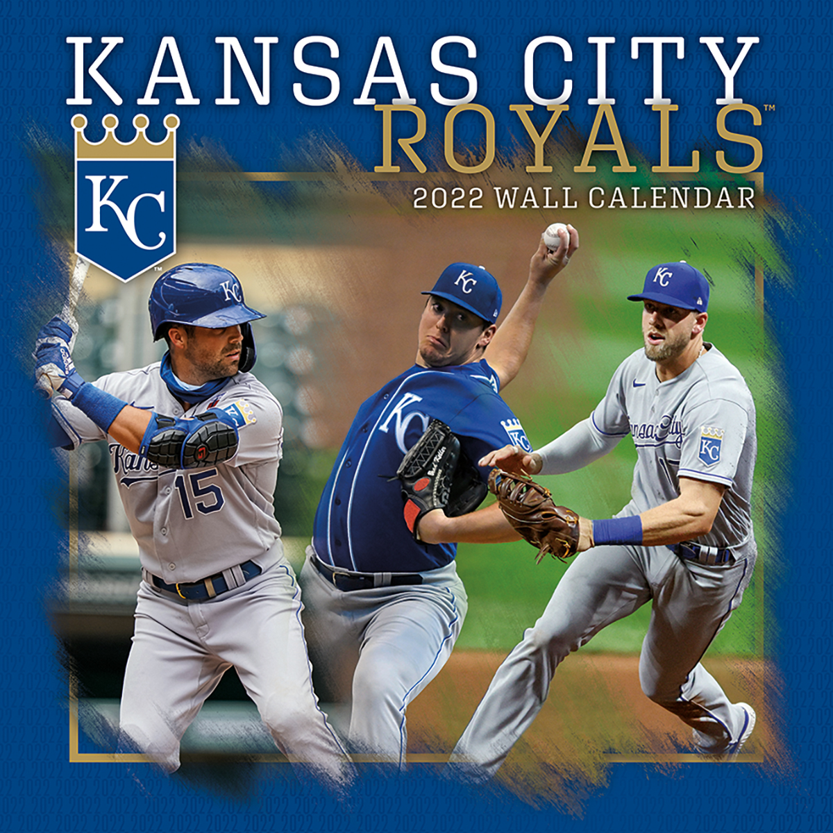 Kansas City Royals 2020 Wall Calendar