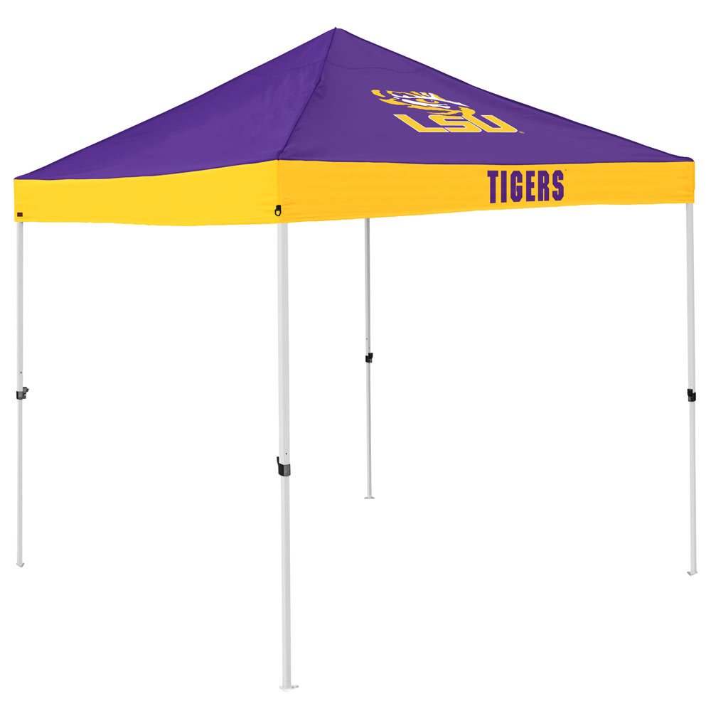 LSU Tigers Economy Tailgate Canopy