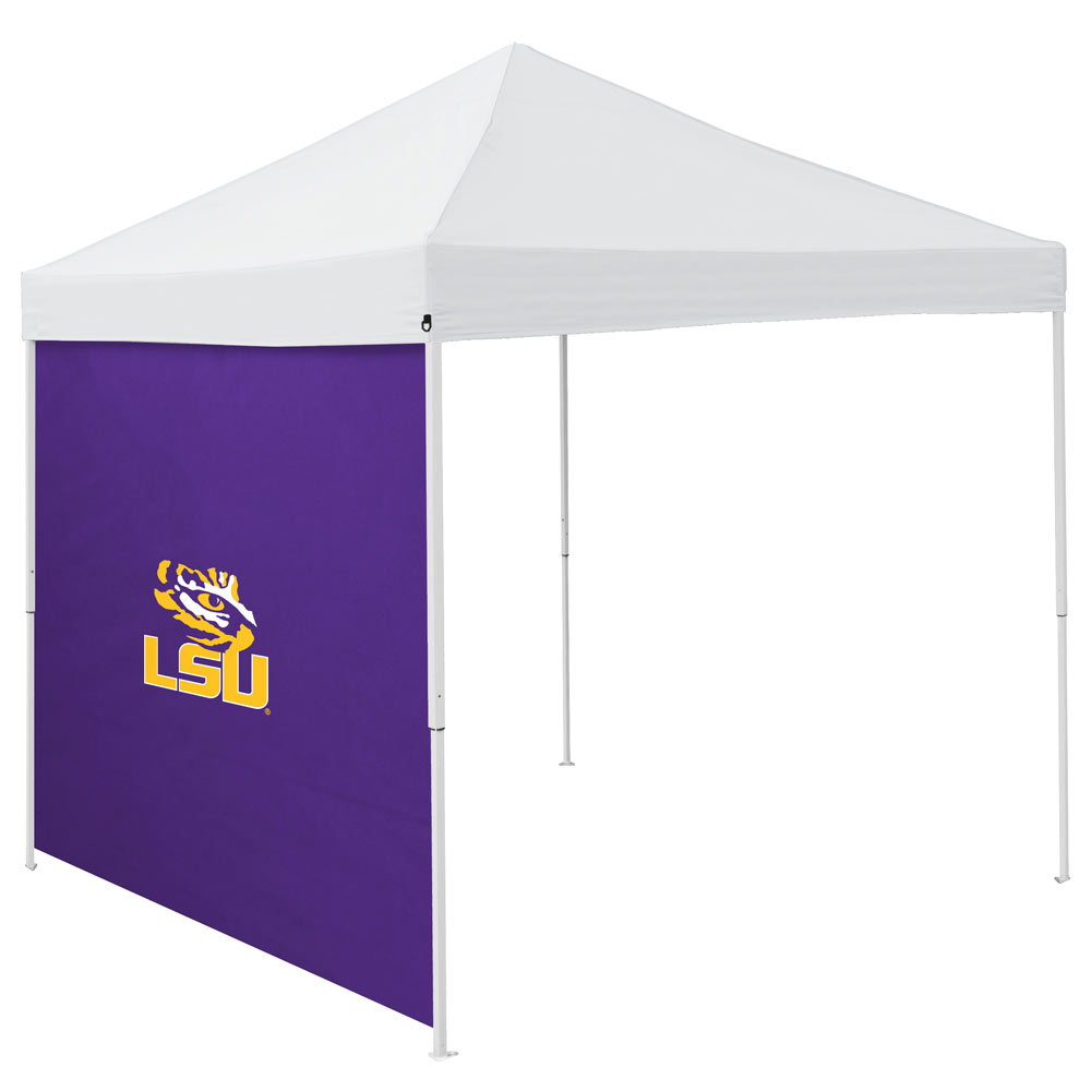 LSU Tigers Tailgate Canopy Side Panel