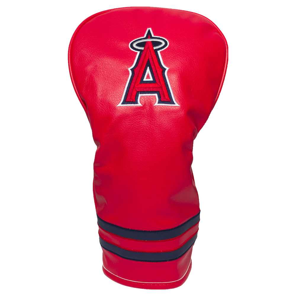 Los Angeles Angels Vintage Driver Headcover