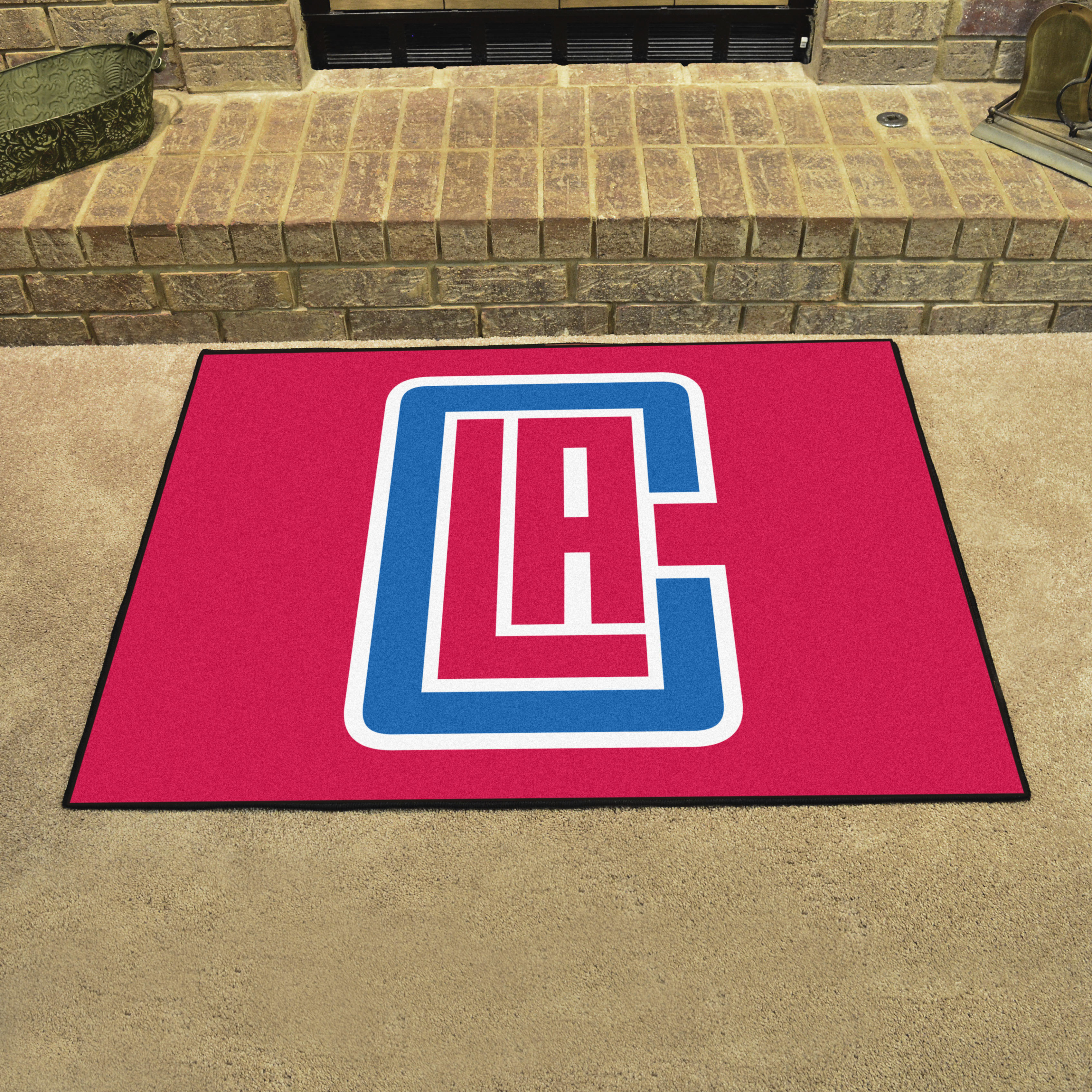 Los Angeles Clippers ALL STAR 34 x 45 Floor Mat