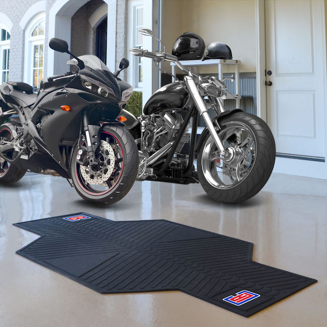 Los Angeles Clippers Motorcycle Mat