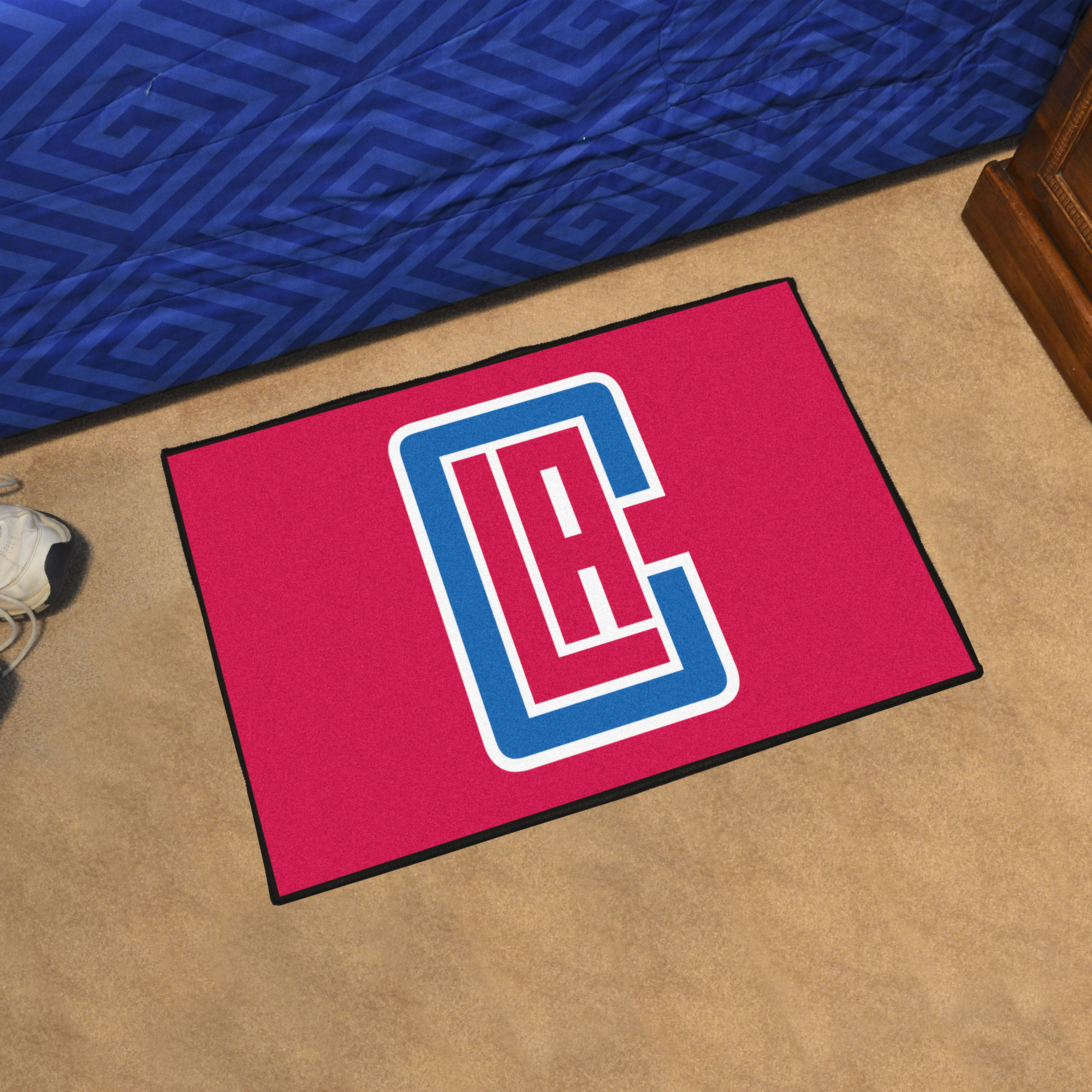 Los Angeles Clippers 20 x 30 STARTER Floor Mat