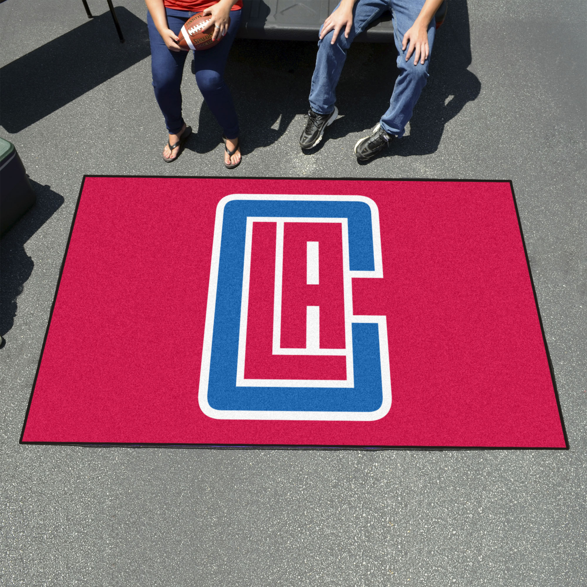 Los Angeles Clippers UTILI-MAT 60 x 96 Rug