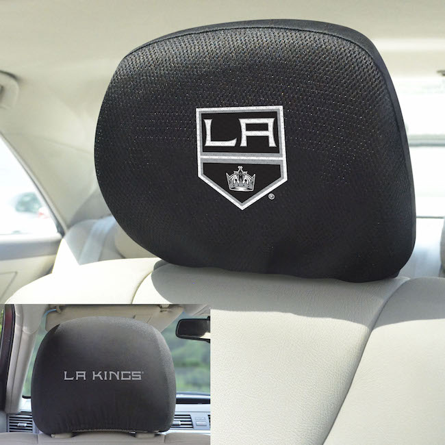 Los Angeles Kings Head Rest Covers