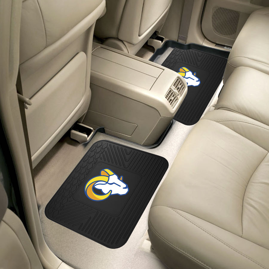 Los Angeles Rams Small Utility Mat (Set of 2)