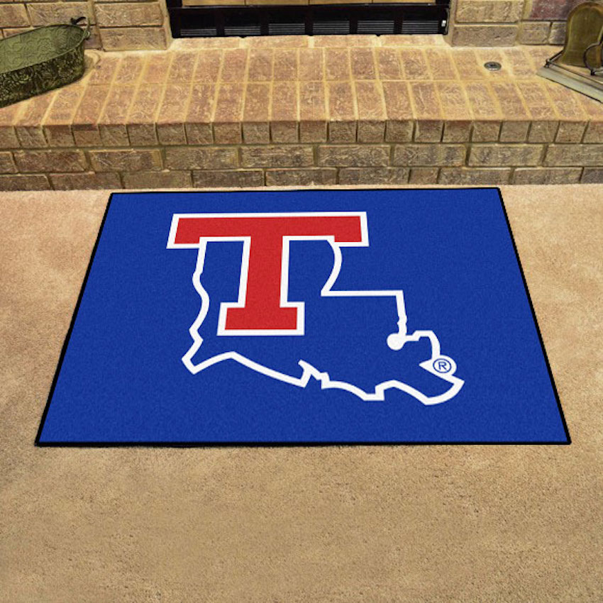Louisiana Tech Bulldogs ALL STAR 34 x 45 Floor Mat