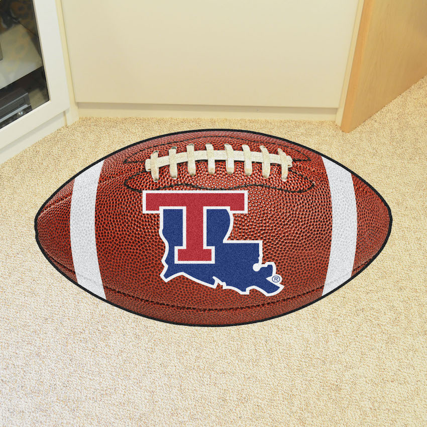 Louisiana Tech Bulldogs 22 x 35 FOOTBALL Mat
