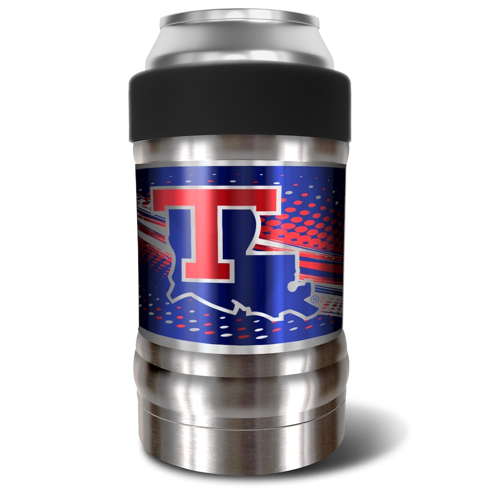 Louisiana Tech Bulldogs LOCKER NCAA Insulated Can and Bottle Holder