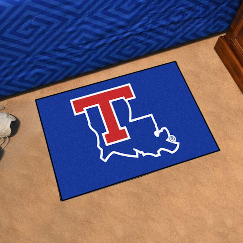 Louisiana Tech Bulldogs 20 x 30 STARTER Floor Mat