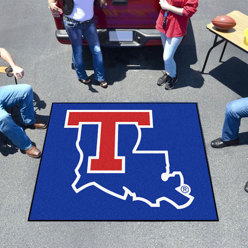 Louisiana Tech Bulldogs TAILGATER 60 x 72 Rug