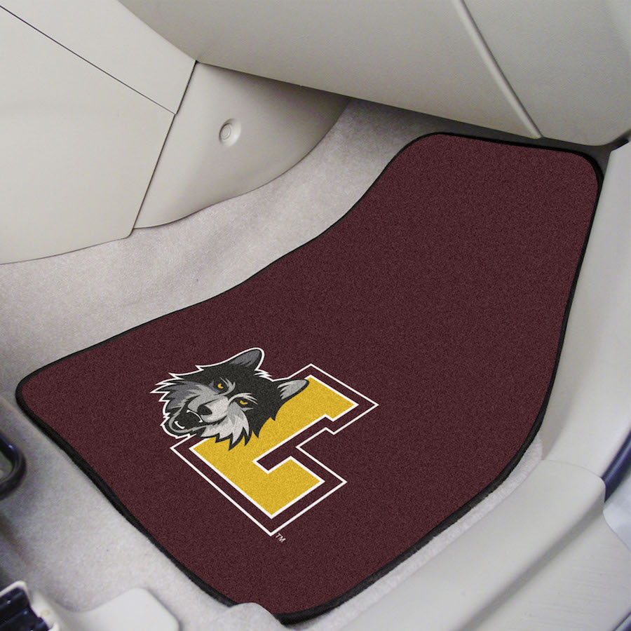 Loyola Chicago Ramblers Car Floor Mats 18 x 27 Carpeted-Pair