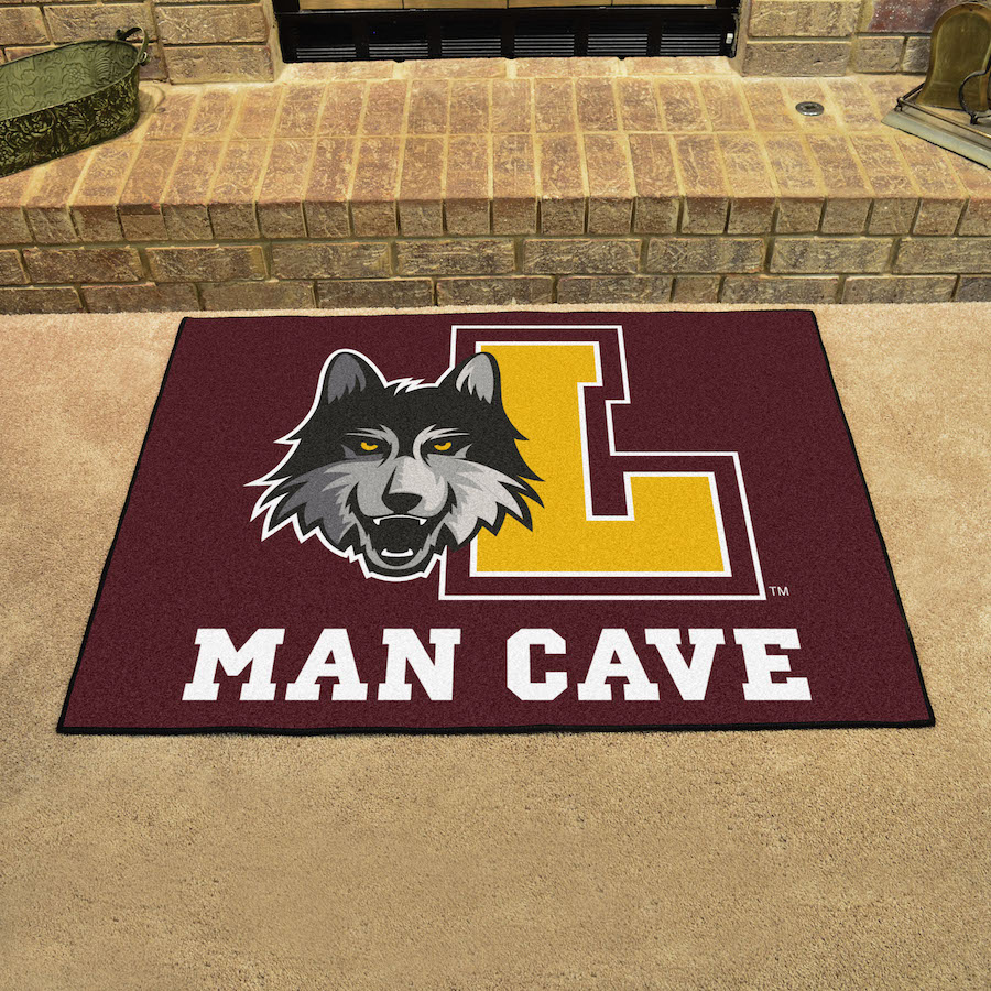 Loyola Chicago Ramblers ALL STAR 34 x 45 MAN CAVE Floor Mat