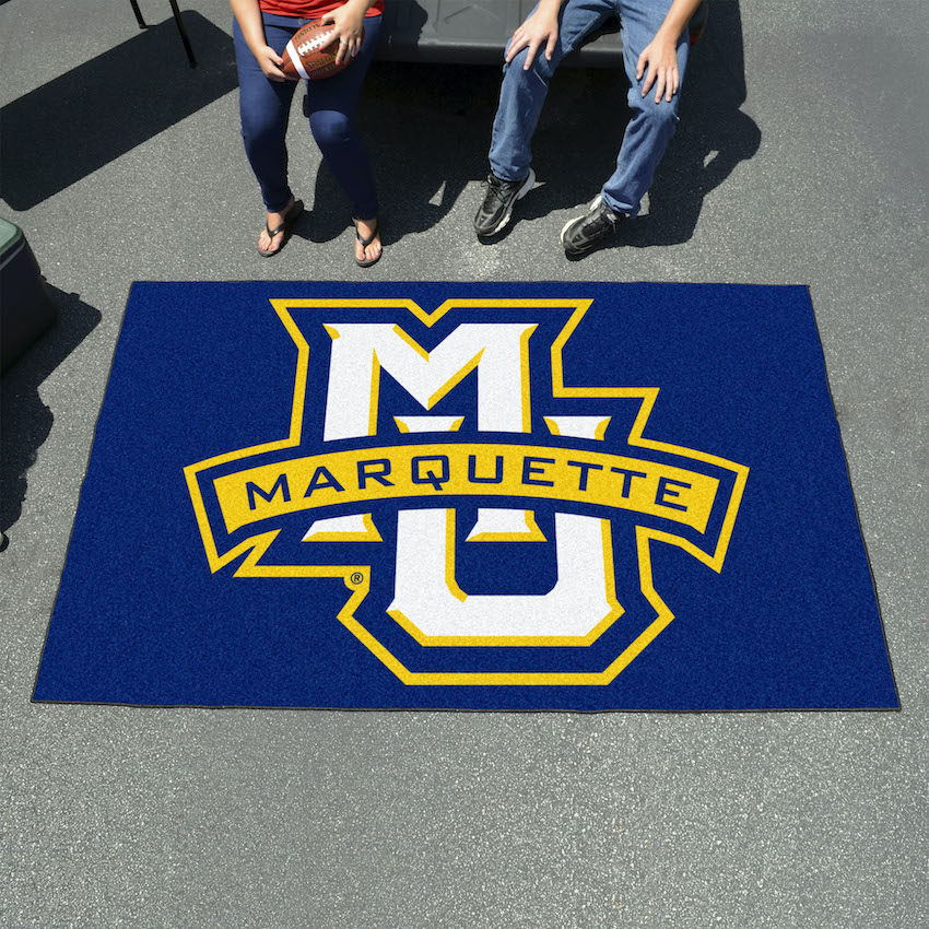 Marquette Golden Eagles TAILGATER 60 x 72 Rug