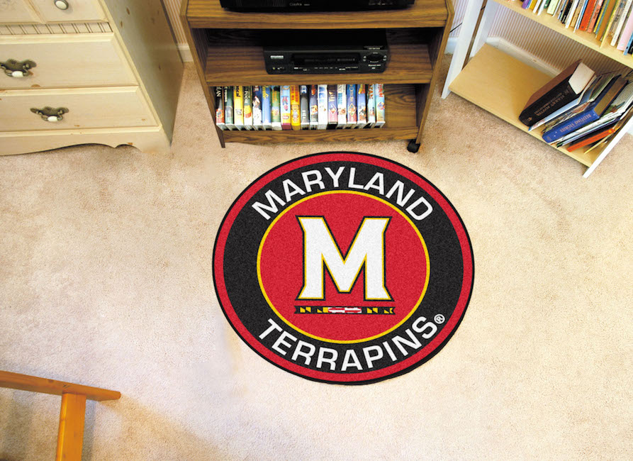 Maryland Terrapins Roundel Mat