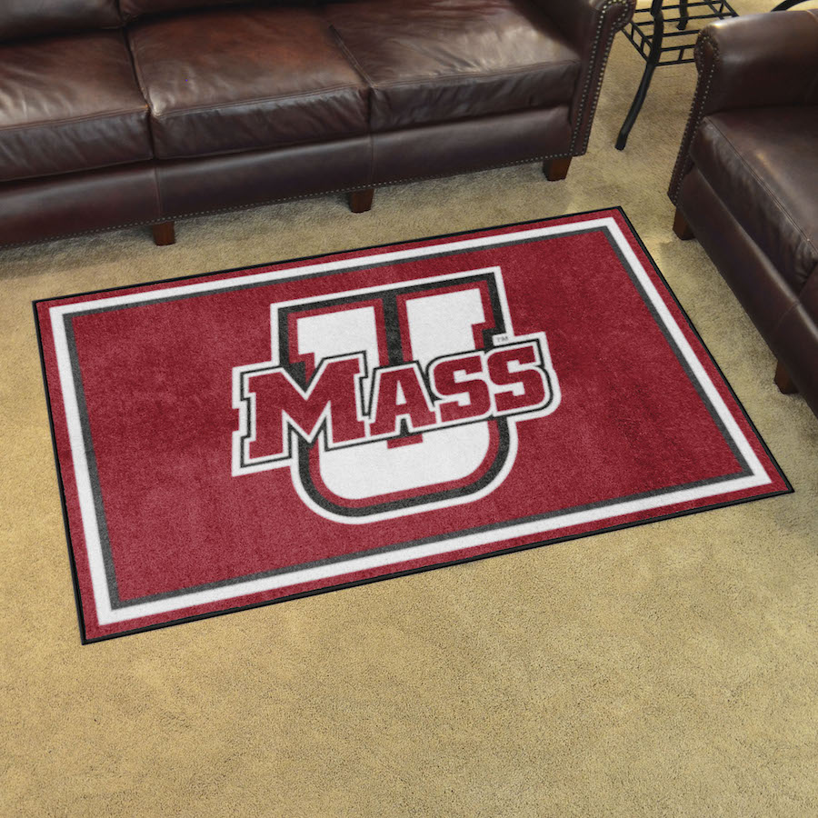 Massachusetts Minutemen 4x6 Area Rug