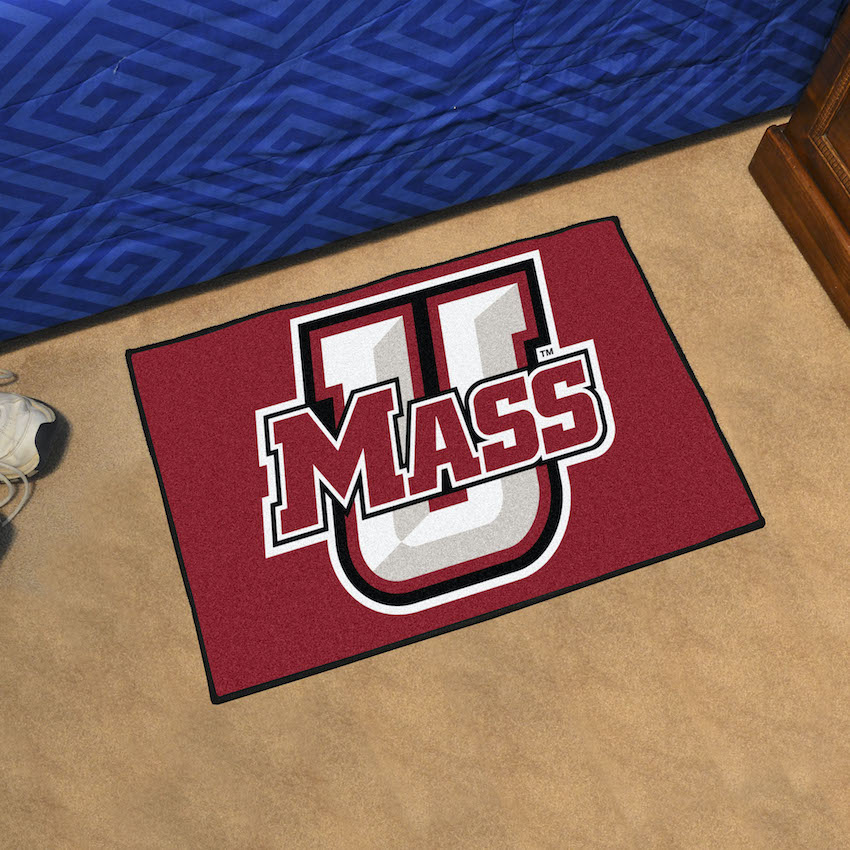 Massachusetts Minutemen 20 x 30 STARTER Floor Mat