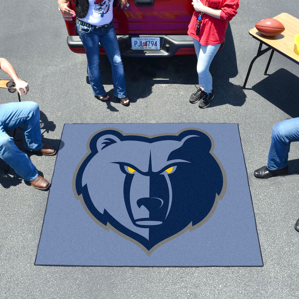 Memphis Grizzlies TAILGATER 60 x 72 Rug