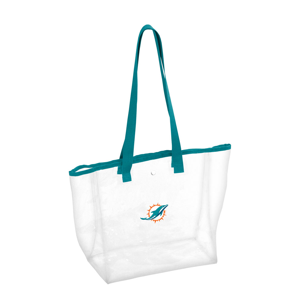 Miami Dolphins Clear Stadium Tote