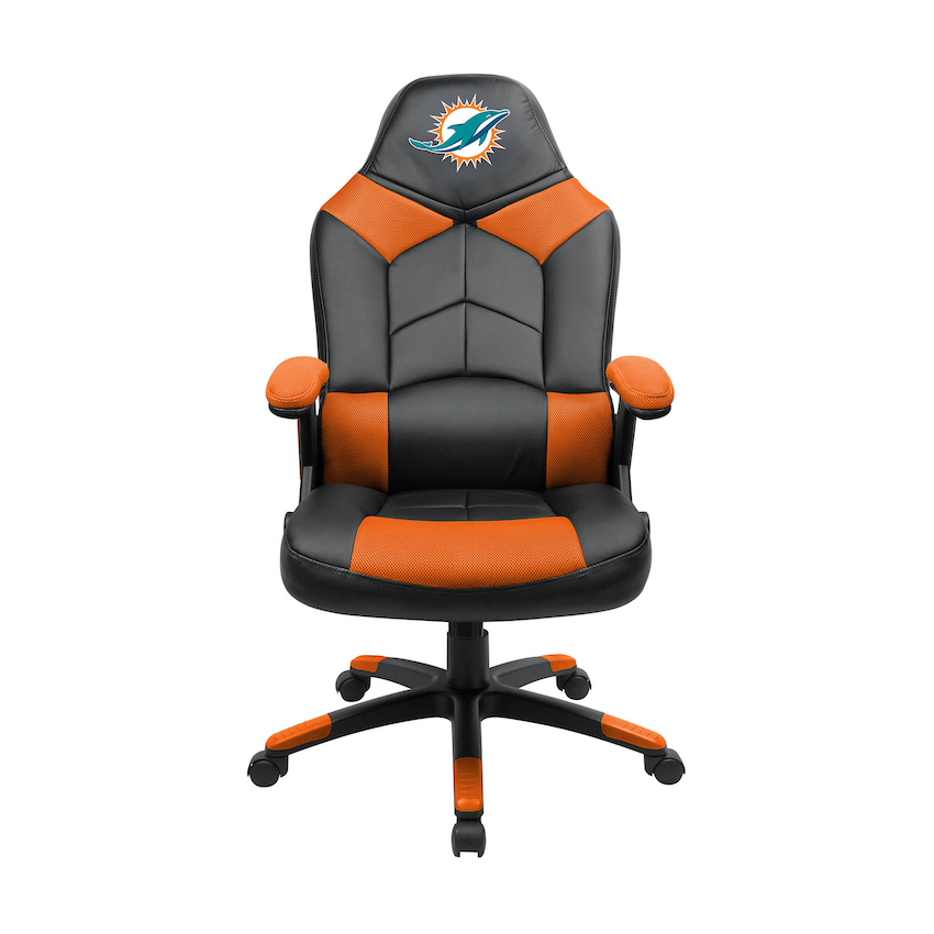 Miami Dolphins OVERSIZED Video Gaming Chair