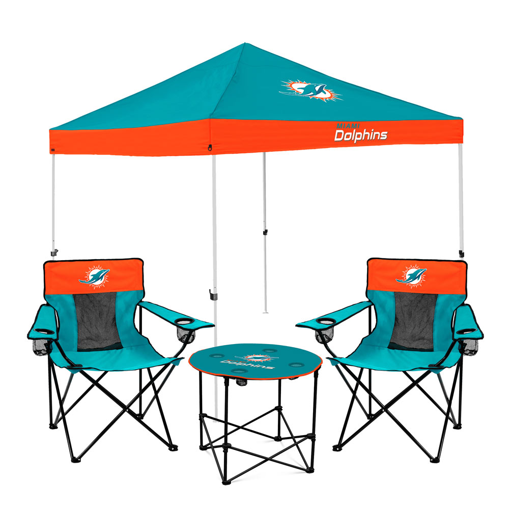 Miami Dolphins Tailgate Bundle