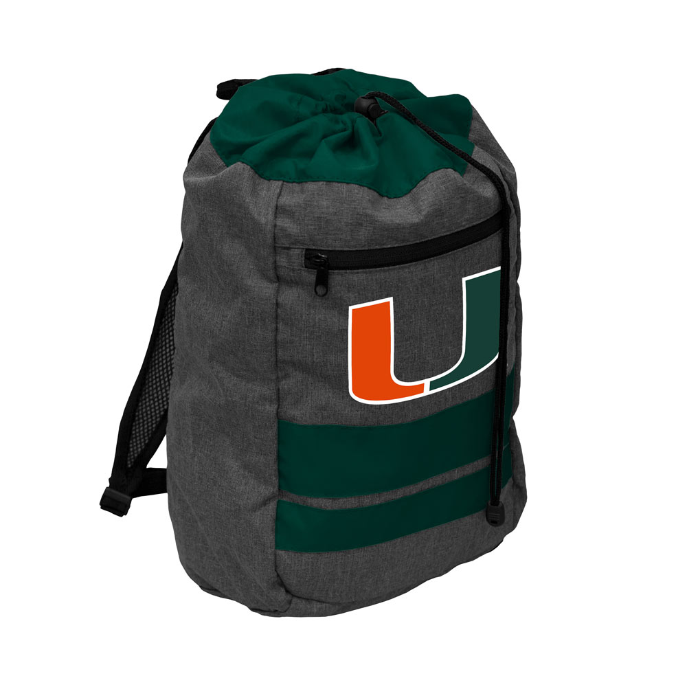 Miami Hurricanes JOURNEY Back Sack
