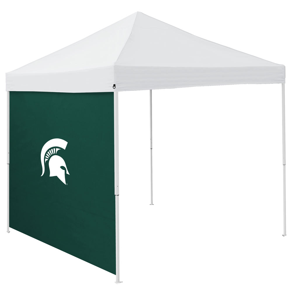 Michigan State Spartans Tailgate Canopy Side Panel