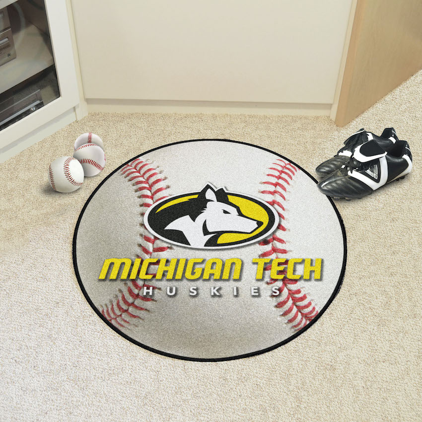 Michigan Tech Huskies BASEBALL Mat