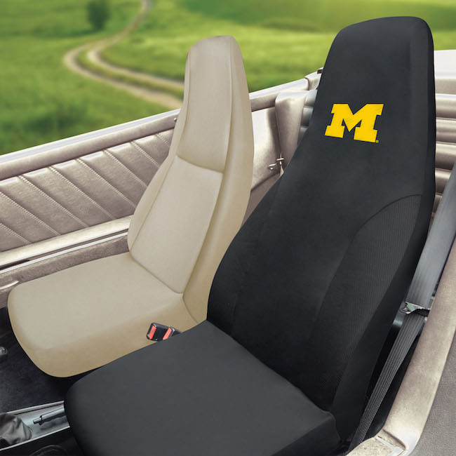 Michigan Wolverines Seat Cover