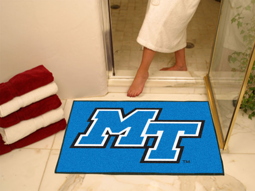 Middle Tennessee State Blue Raiders ALL STAR 34 x 45 Floor Mat