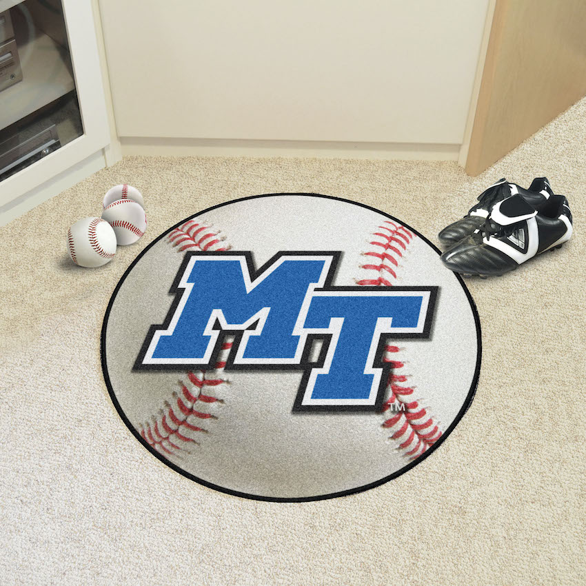 Middle Tennessee State Blue Raiders BASEBALL Mat