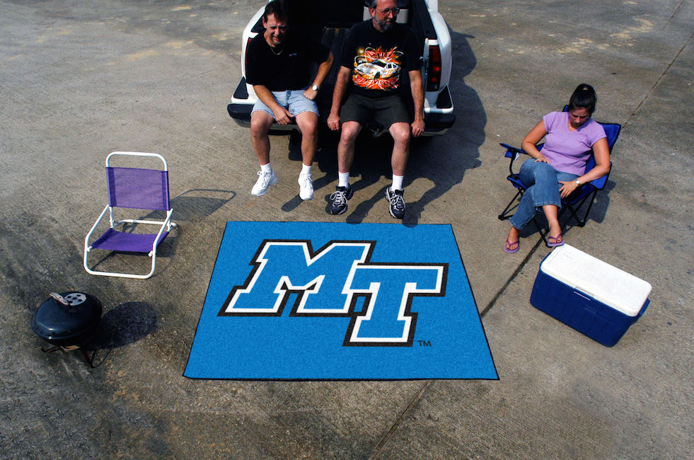 Middle Tennessee State Blue Raiders TAILGATER 60 x 72 Rug