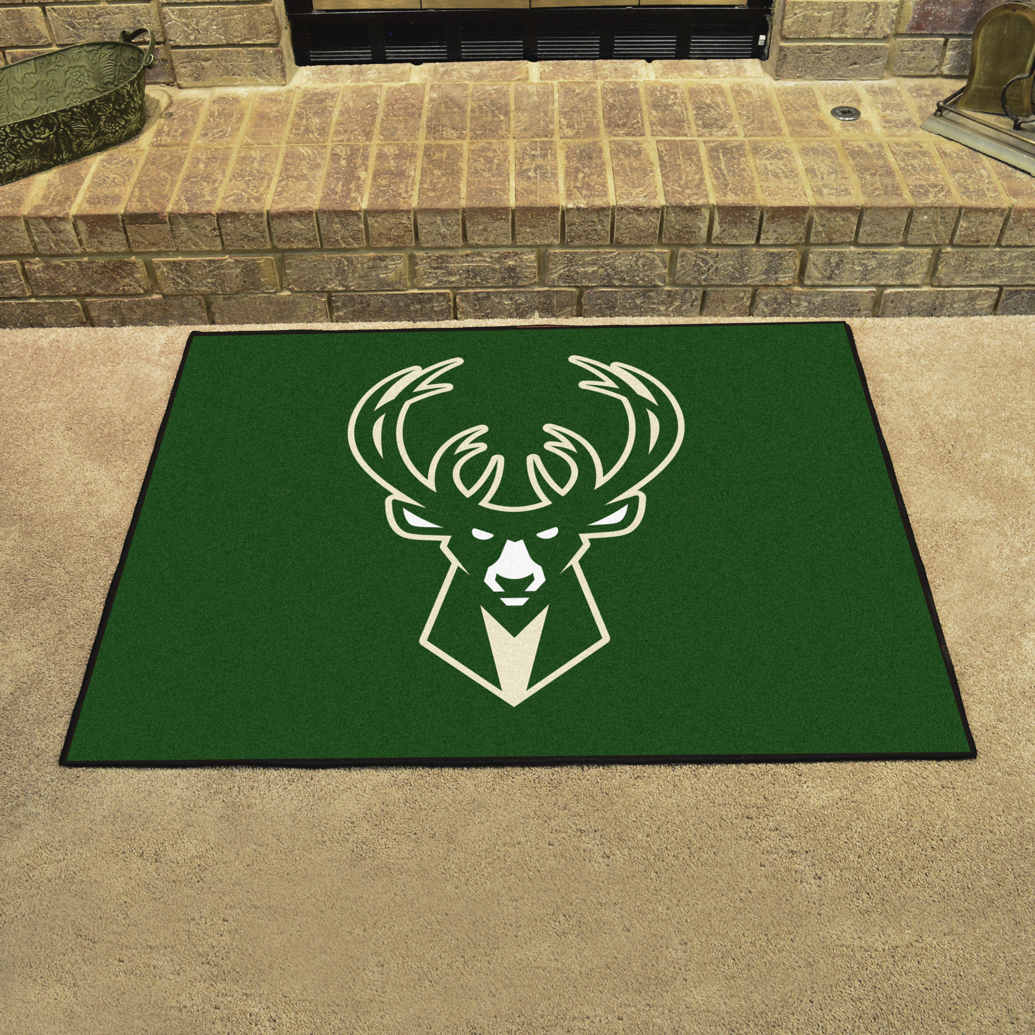 Milwaukee Bucks ALL STAR 34 x 45 Floor Mat