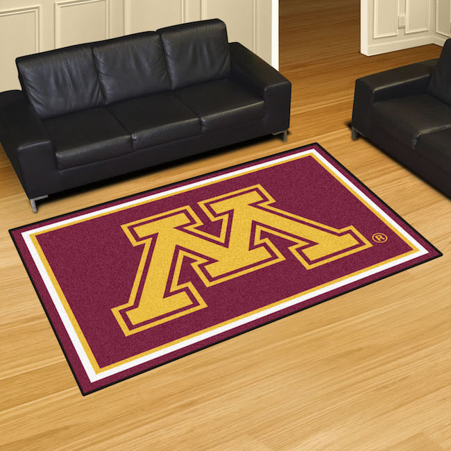 Minnesota Golden Gophers 5x8 Area Rug