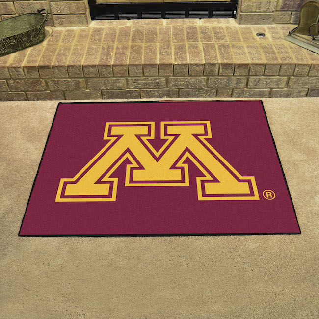 Minnesota Golden Gophers ALL STAR 34 x 45 Floor Mat