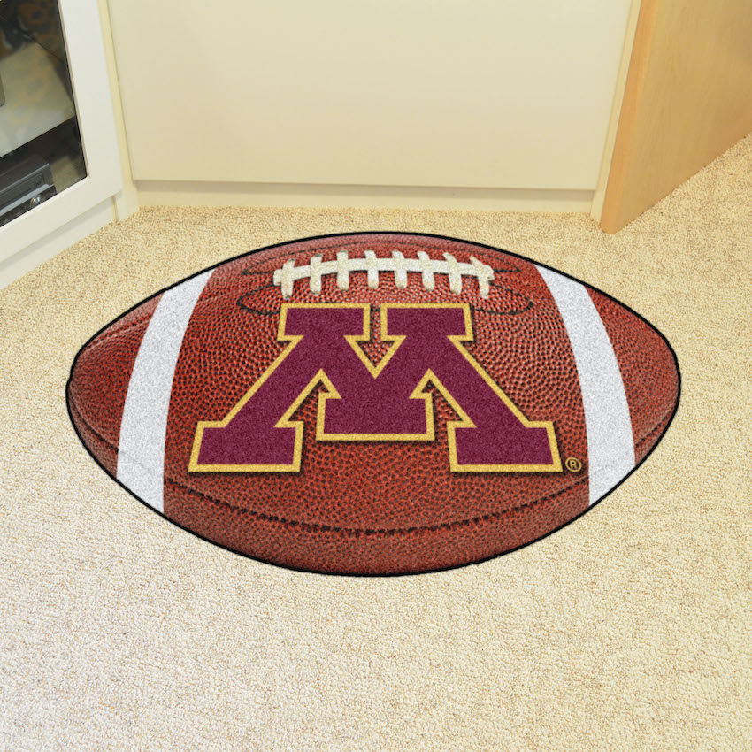 Minnesota Golden Gophers 22 x 35 FOOTBALL Mat