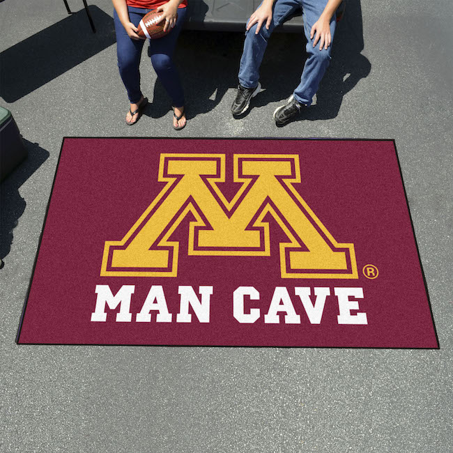 Minnesota Golden Gophers UTILI-MAT 60 x 96 MAN CAVE Rug