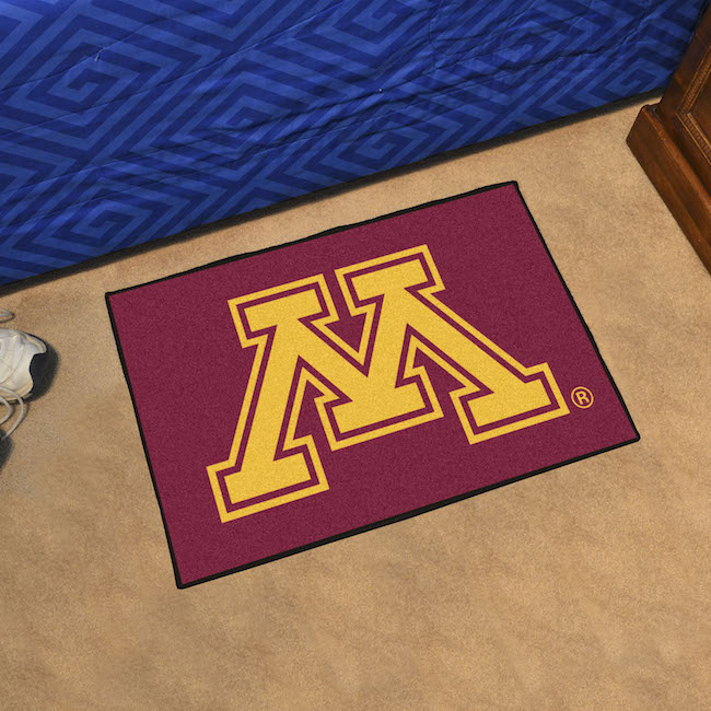Minnesota Golden Gophers 20 x 30 STARTER Floor Mat