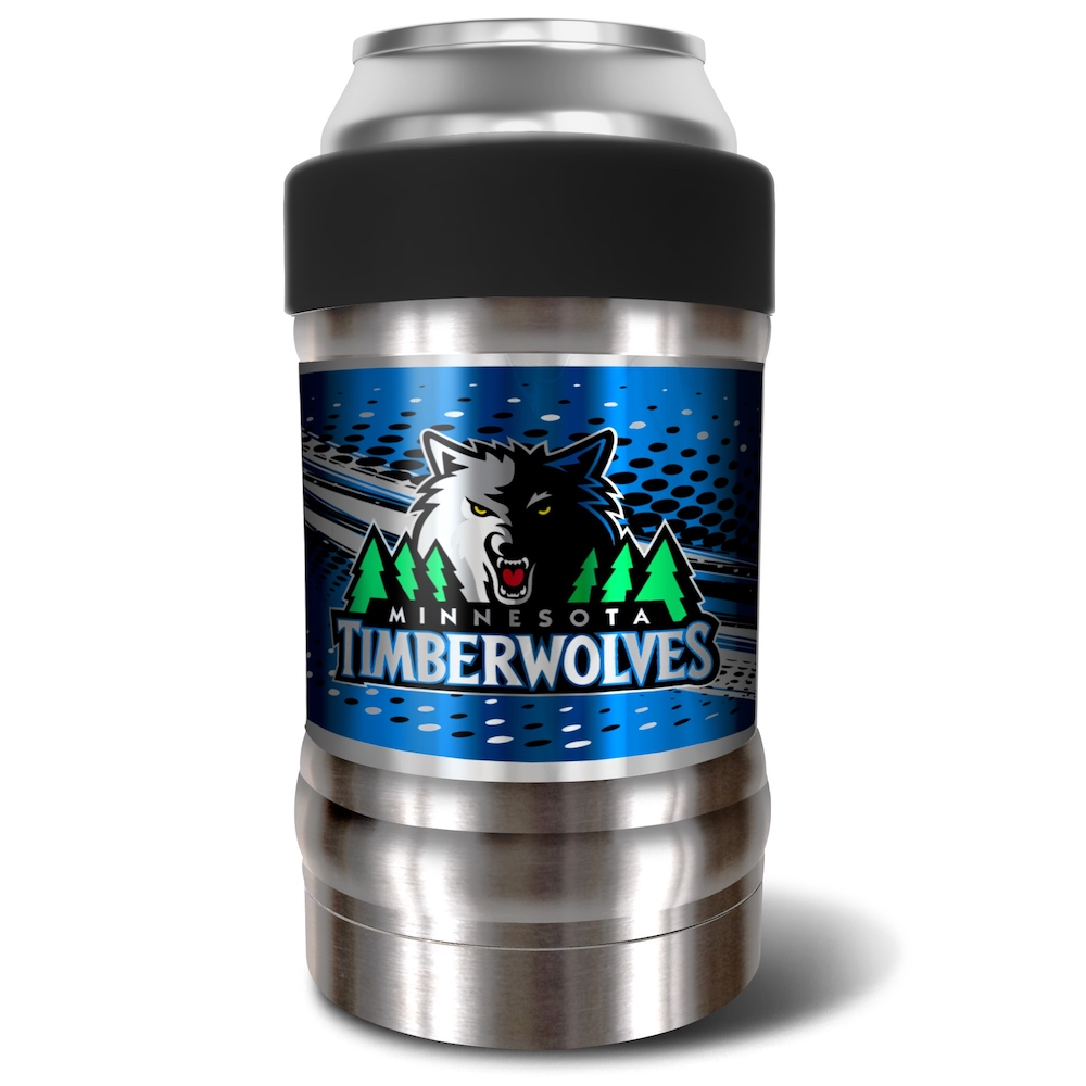 Minnesota Timberwolves LOCKER NBA Insulated Can and Bottle Holder