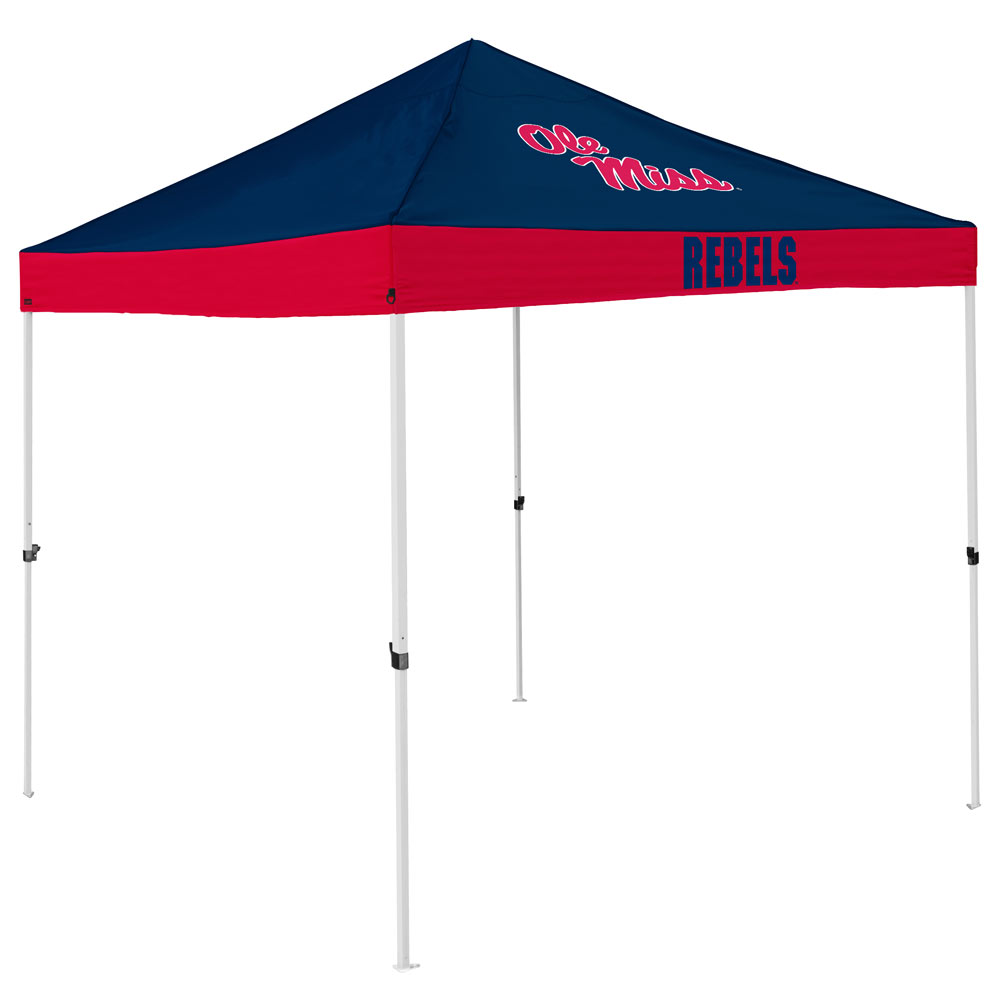 Mississippi Rebels Economy Tailgate Canopy