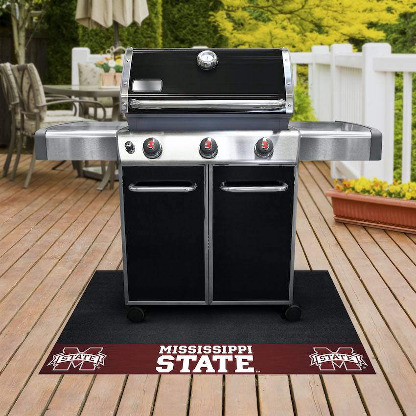 Mississippi State Bulldogs NCAA Grill Mat