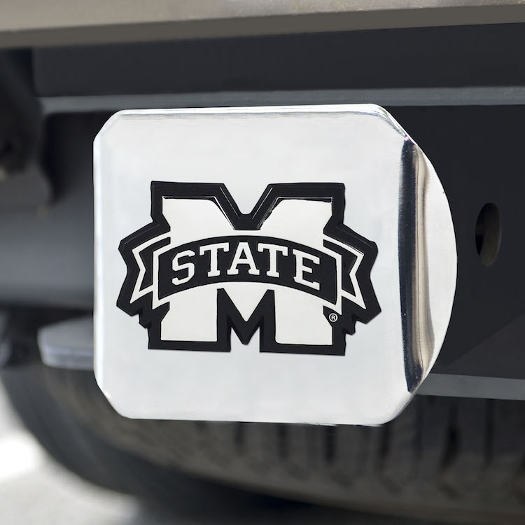 Mississippi State Bulldogs Trailer Hitch Cover