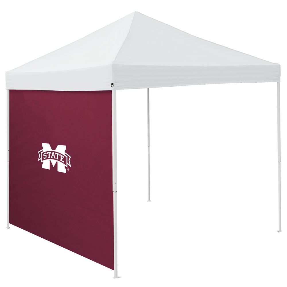 Mississippi State Bulldogs Tailgate Canopy Side Panel