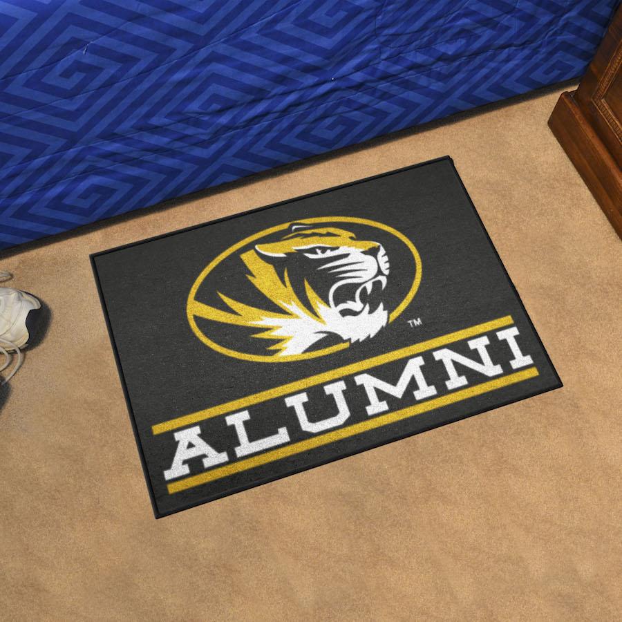Missouri Tigers ALUMNI 20 X 30 Starter Floor Mat