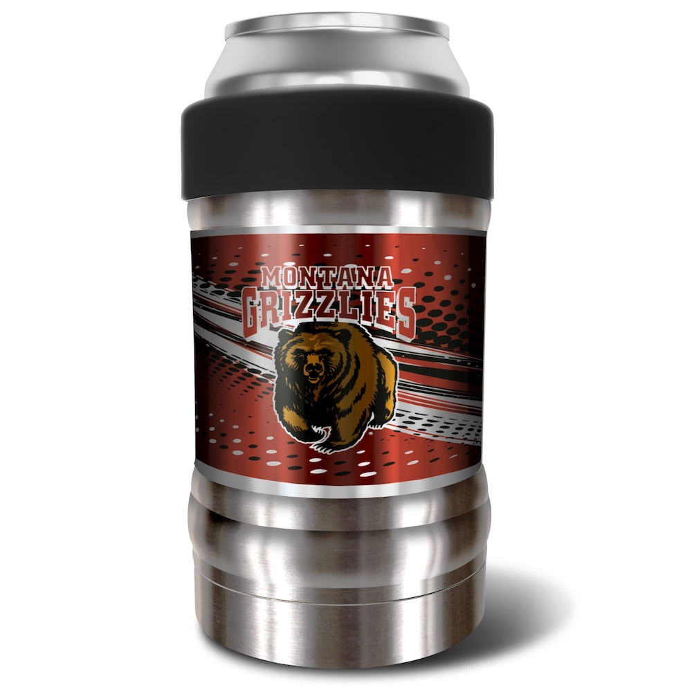 Montana Grizzlies LOCKER NCAA Insulated Can and Bottle Holder