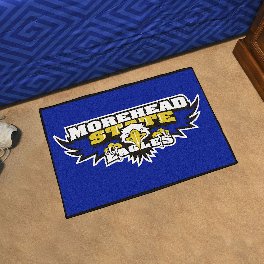 Morehead State Eagles 20 x 30 STARTER Floor Mat