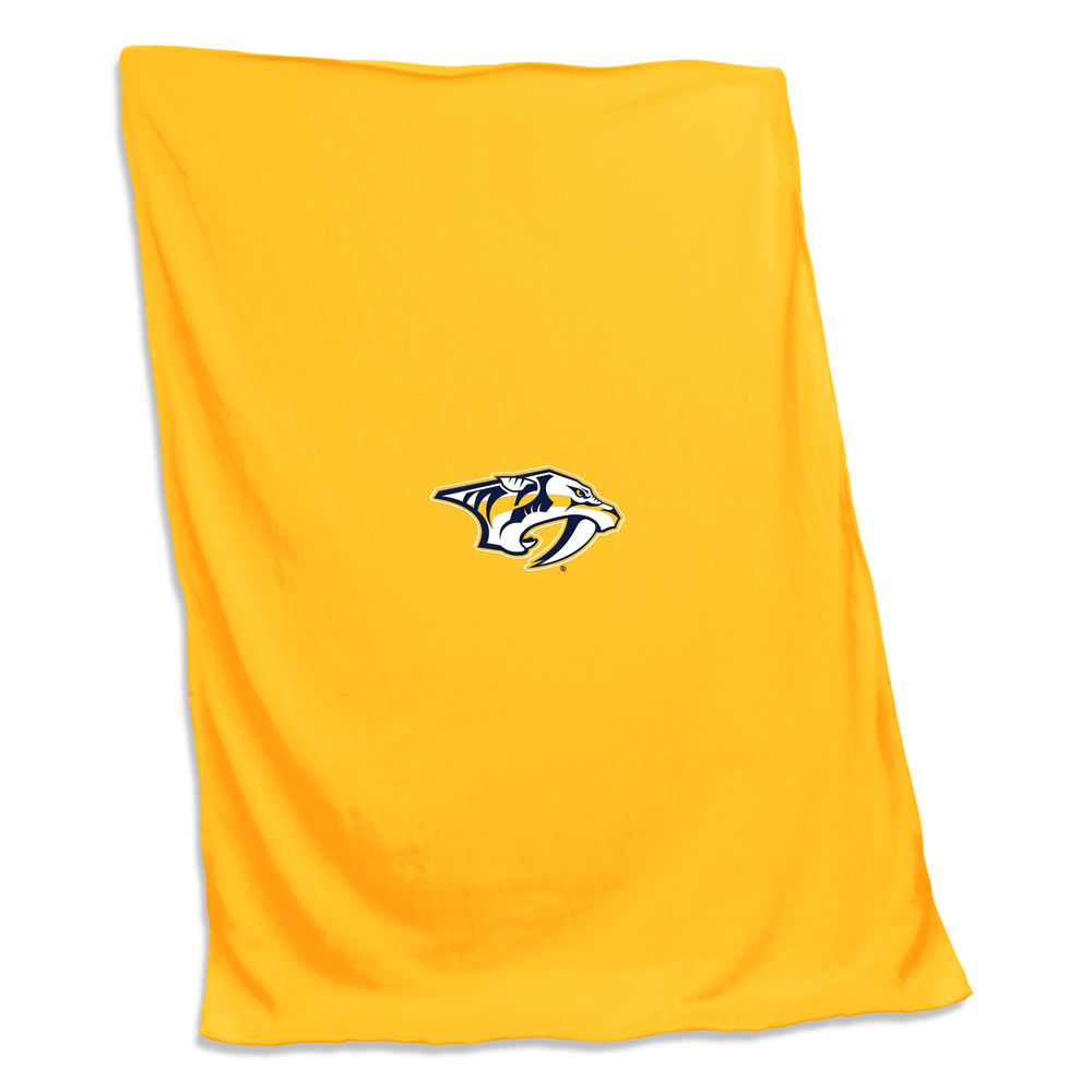 Nashville Predators Sweatshirt Blanket