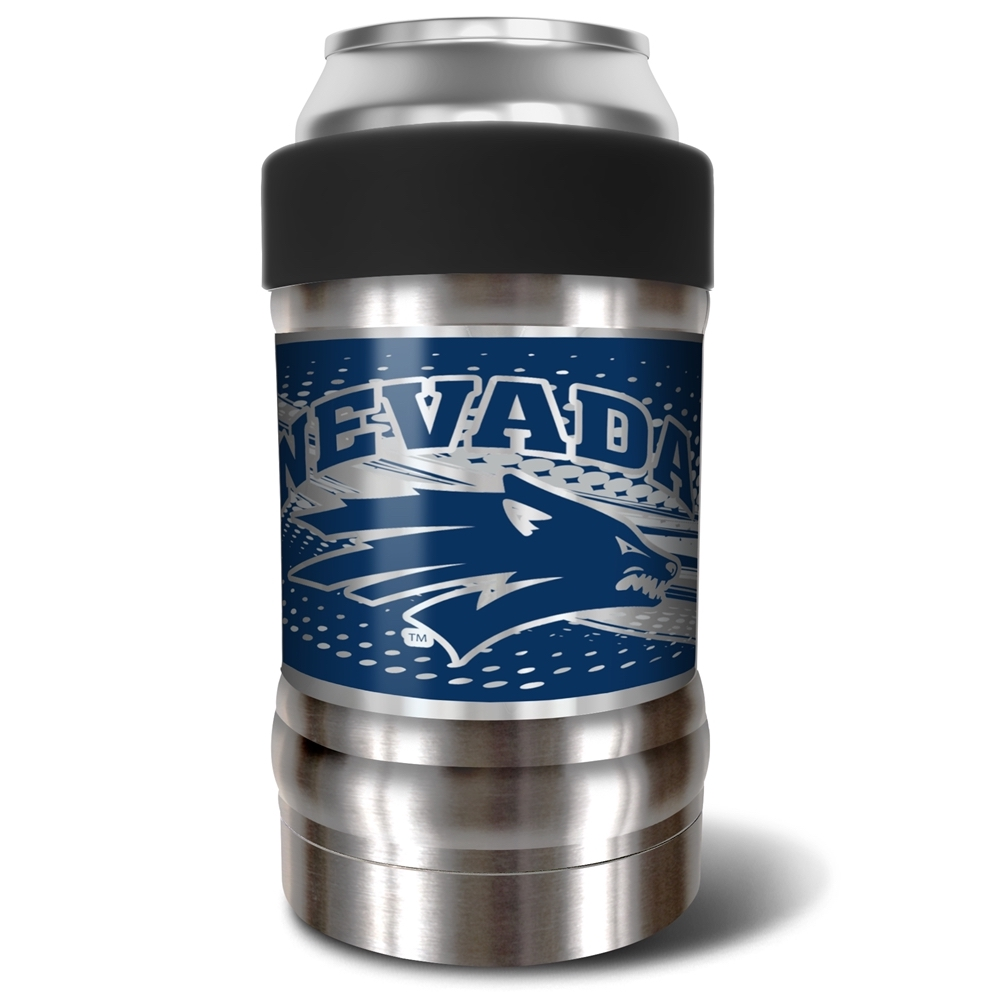 Nevada Wolfpack LOCKER NCAA Insulated Can and Bottle Holder