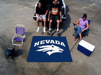 Nevada Wolfpack TAILGATER 60 x 72 Rug