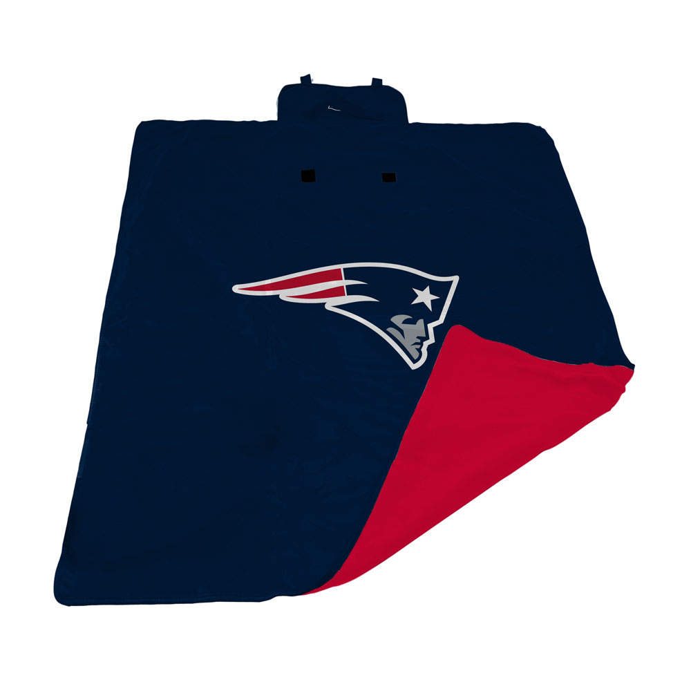 New England Patriots All Weather Outdoor Blanket